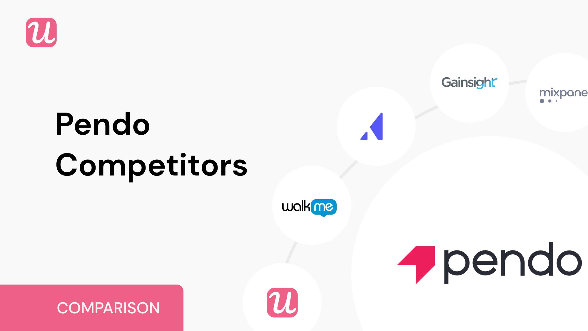 pendo competitors