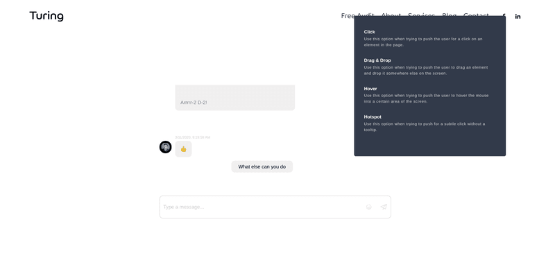 userpilot in-app guidance