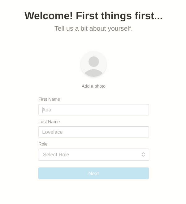 onboarding invited user notion