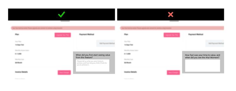 clear feedback surveys