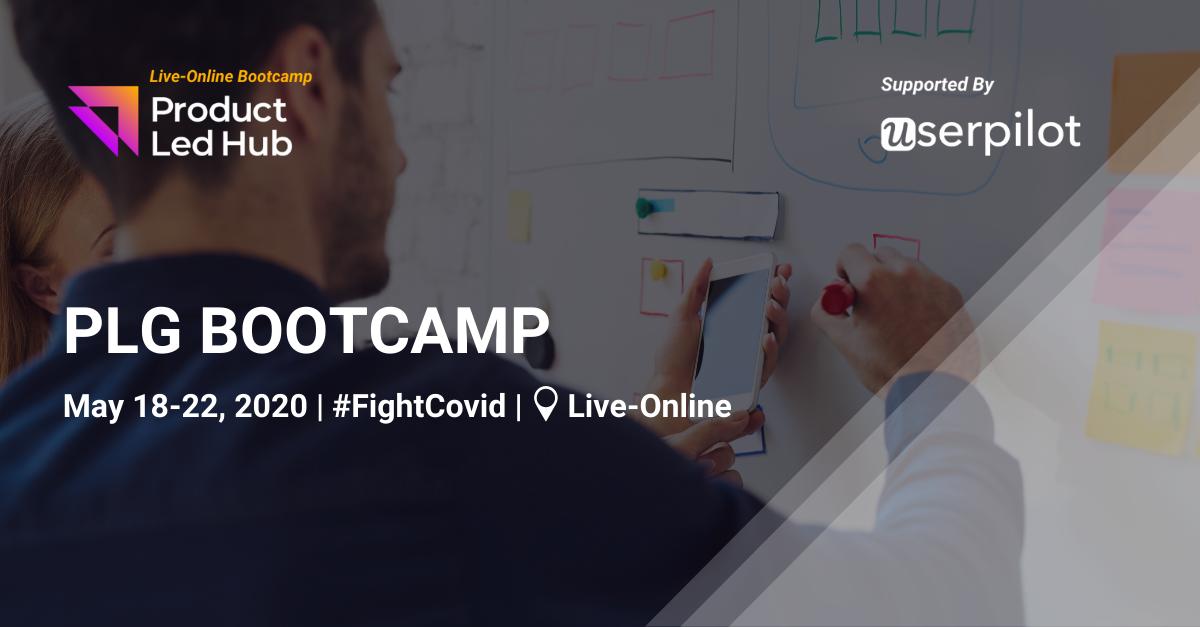 PLG Bootcamp _Linkedin _ Twitter _ Newsletter Image