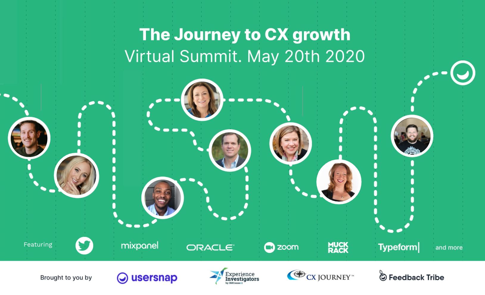 Virtual Summit Usersnap Social