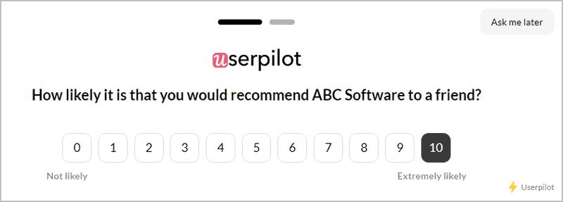 customer feedback tools nps