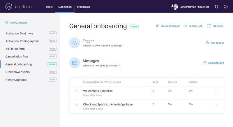 customer onboarding software userlist