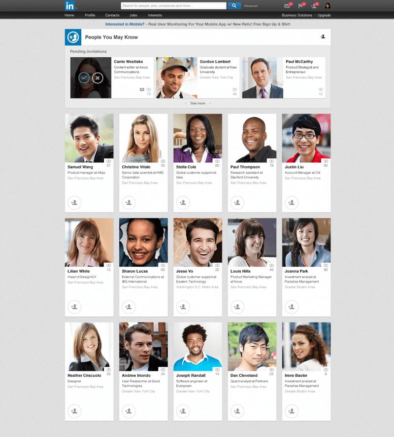 LinkedIn's retention hook - networking