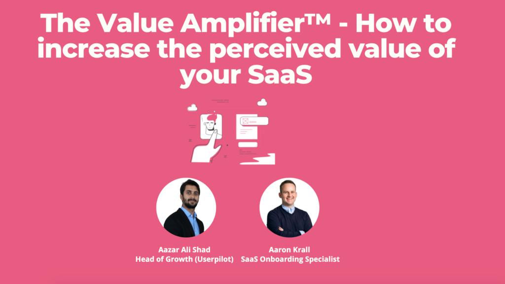 value amplifier