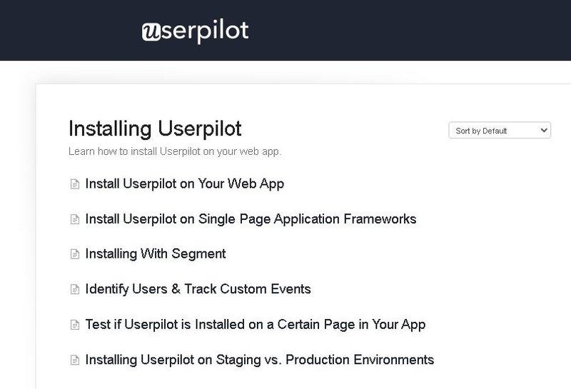 Userpilot FAQs