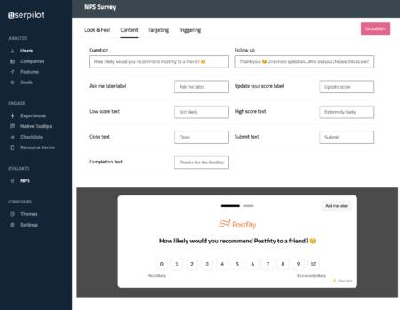 nps-settings-userpilot
